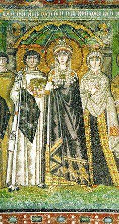 Costume History: Byzantine Fashion