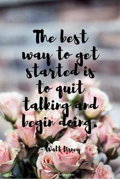Walt Disney Inspirational Quote