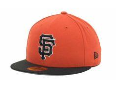 0de0b547b52 San Francisco Giants MLB Retro World Series Patch 59FIFTY Cap Hats