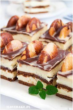Ciasto góra lodowa na herbatnikach Yema Cake Recipe, Cake Recipes, Dessert Recipes, Desserts, The Bo, Food Cakes, Tiramisu, Ale, French Toast