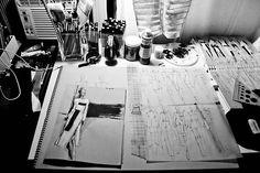 Fashion Sketchbook - fashion design drawings; fashion sketches; fashion journal // Peter Do
