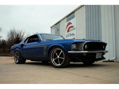 1969 Mustang Boss 302 Mach I - REDUCED For Sale