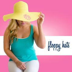 Floppy hat – Cupcakes and Cheer Boutique