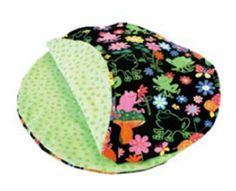 A fabric tortilla warmer! This will take up a lot less space than a ceramic one!