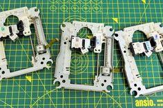 DIY Mini CNC Laser Engraver. : 19 Steps (with Pictures) - Instructables Cnc Laser, 3d Cnc, Diy Electronics, Electronics Projects, Mini Laser Engraver, Cnc Router Plans, Learn Robotics, Robotics Engineering, Arduino Cnc