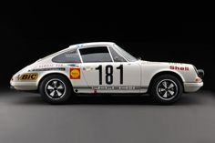 One of only 23 original 1967 Porsche 911 R's produced.