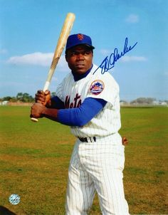 Ed Charles New York Mets Autographed 8x10 Photo
