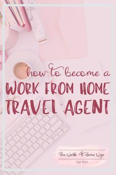 If you're interested in telecommuting, being a work-from-home travel agent may be a great option for you.