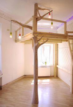 Hochbetten Für Erwachsene Das Beste Von Hochbett And Fur Selber Bauen Kinder Spielzimmer Holz