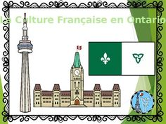 French Culture in Ontario Franco-Ontarien Powerpoint School Stuff, Back To School, Core French, French Resources, School Quotes, Teaching French, France, Ottawa, Second Grade