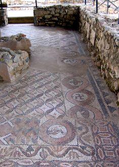 Basilica paleocristiana e il battistero, Plaošnik, Ocrida, Macedonia, IV–VI secolo