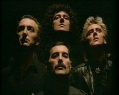 Queen - Cannot wait till the Freddie Mercury movie comes out!