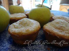 Muffin allo yogurt e mele!!!! | Ricetta dolce