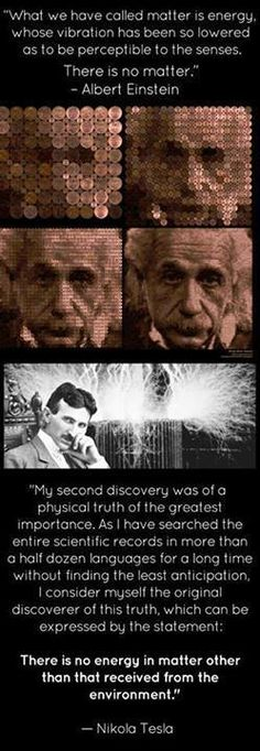 PARTAGE OF NIKOLA TESLA.......ON FACEBOOK........