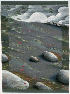 The Rhythms of Julia Mitchell's Tapestries – Gallery 3 « American Tapestry Alliance I always loved this series.