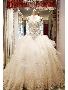 I AM NO WHERE NEAR MARRIAGE.... BUT I'M TRYING TO TALK MYSELF OUT OF BUYING THIS $198 WEDDING DRESS... OMG!!! Just cause I love the dress.... I need to go to bed and wake up again. http://www.sino-treasure.com/Pear-Strapless-Summer-Lace-Church-Ball-Gown-Wedding-Dress-p18282.html