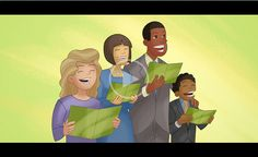 Song 138—Jehovah Is Your Name  Jehovah's name has so much meaning. Let's sing it out loud!