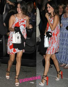 Rachel Bilson in Louboutins. Love her. Love her shoes.