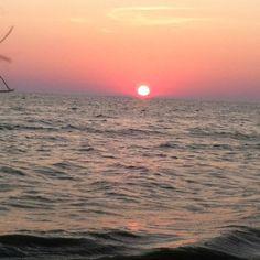 Saugatuck Michigan Sunset
