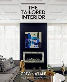 best coffee table books the tailored interior book