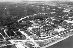 Fábrica de Braço de Prata, 1908 Portugal, City Photo, Fotografia
