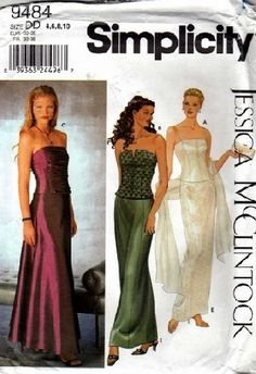 Prom dress patterns pinterest