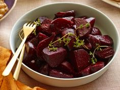 Roasted Beets recipe from Ina Garten via Food Network