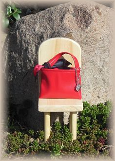 Handbag for Barbie MH... MH and Barbie doll by LussiFashion