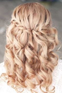 Prom Hairstyles Medium Long Hair Hairstyles