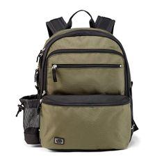 Super seje Jeva Square skoletaske, 2-4 klasse, Cactus Jeva  til Rygsække til børn til hverdag og til fest