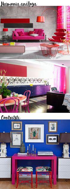 Decor: Entenda as cores e saiba qual melhor escolha para a parede da sua casa