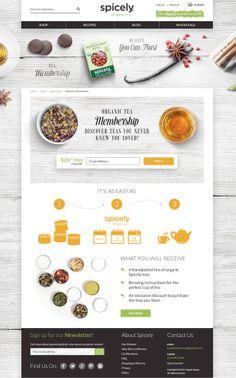Pawel Skupien - Spicely organics