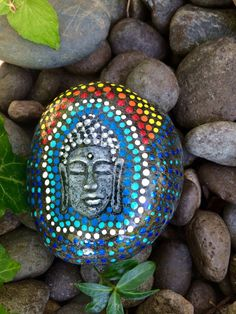 Buddha Serenity Garden Stone!
