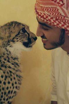 Arabs be like: i just got a new cat