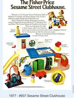 Fisher price vintage little people Fisher Price Toys, Vintage Fisher Price, Childhood Toys, Childhood Memories, Bert & Ernie, Preschool Toys, Big Bird, Little People, Old And New