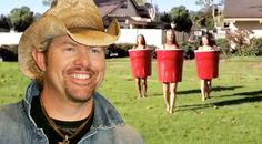Toby keith Songs - Girls Dressed As 'Red Solo Cups' Dance To Toby Keith's Infamous Song (Adorable!) | Country Music Videos and Lyrics by Country Rebel http://countryrebel.com/blogs/videos/19109851-girls-dressed-as-red-solo-cups-dance-to-toby-keiths-infamous-song-adorable