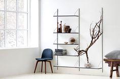 Wandregalsystem design  dk3_design_furnitureAlmost ready for shipment. The dk3_6 Sideboard ...