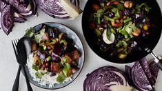Tofu-punakaalivokki | Wokit | Yhteishyvä