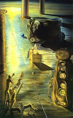 The Font, 1930, Salvador Dalí (Surrealismo 1)