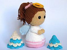 Ravelry: Little Angel pattern by Veronika Maskova