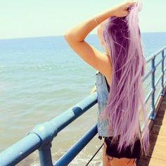Yo amo comprarme ropa: Pelo de Sirena