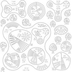 Wild Gears Spirograph set