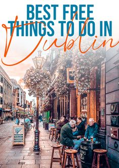 Amazing Destinations, Travel Destinations, Free Museums, Free Things To Do, Freaking Awesome, Walking Tour, Dublin, Attraction, Traveling By Yourself