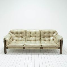 Percival Lafer Rosewood Sofa | Mid-Century Modern | Birch & Brass Vintage Rentals | Weddings and Corporate Events | Austin, Texas