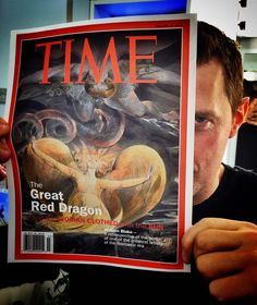 THAT'S RIGHT #HANNIBAL #REDDRAGON @RCArmitage. I'm still screaming about this!