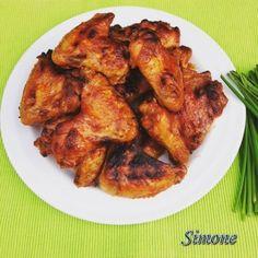 Ropogós pácolt csirkeszárnyak