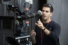 Eli Roth on-set of Hostel 2 (2007)