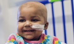Toddler with leukaemia is saved by designer immune cells #DailyMail