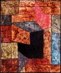 Das Tor zur Tiefe (1936) - Paul Klee Art Dégénéré, Paul Klee Art, Design Theory, Statues, Classical Art, Gustav Klimt, Pictures To Draw, Teaching Art, American Artists