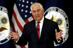 The State Department refuses to address glaring contradictions between its stated policies and Trump's tweets, an untenable strategy,